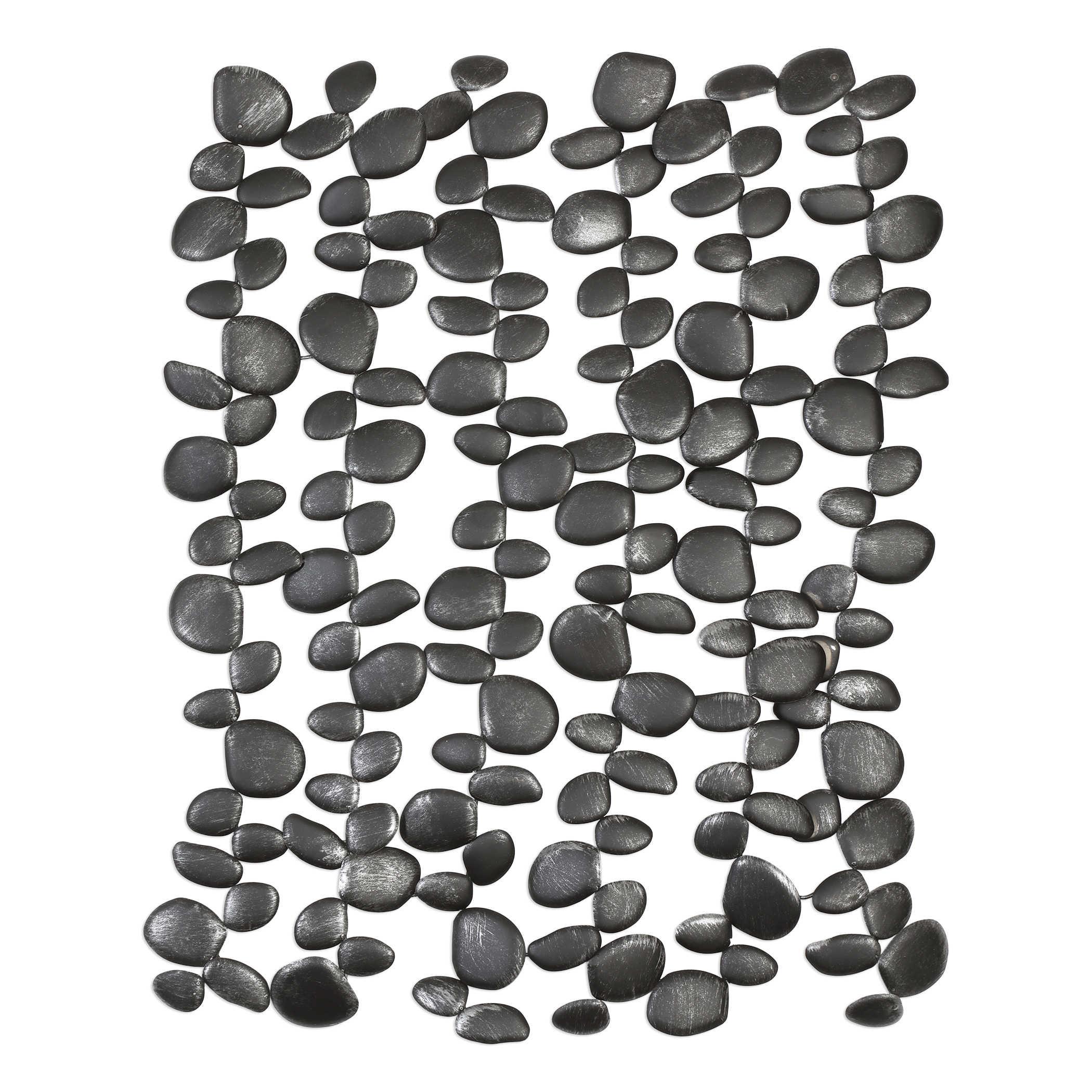 Skipping Stones Metal Wall Decor Uttermost