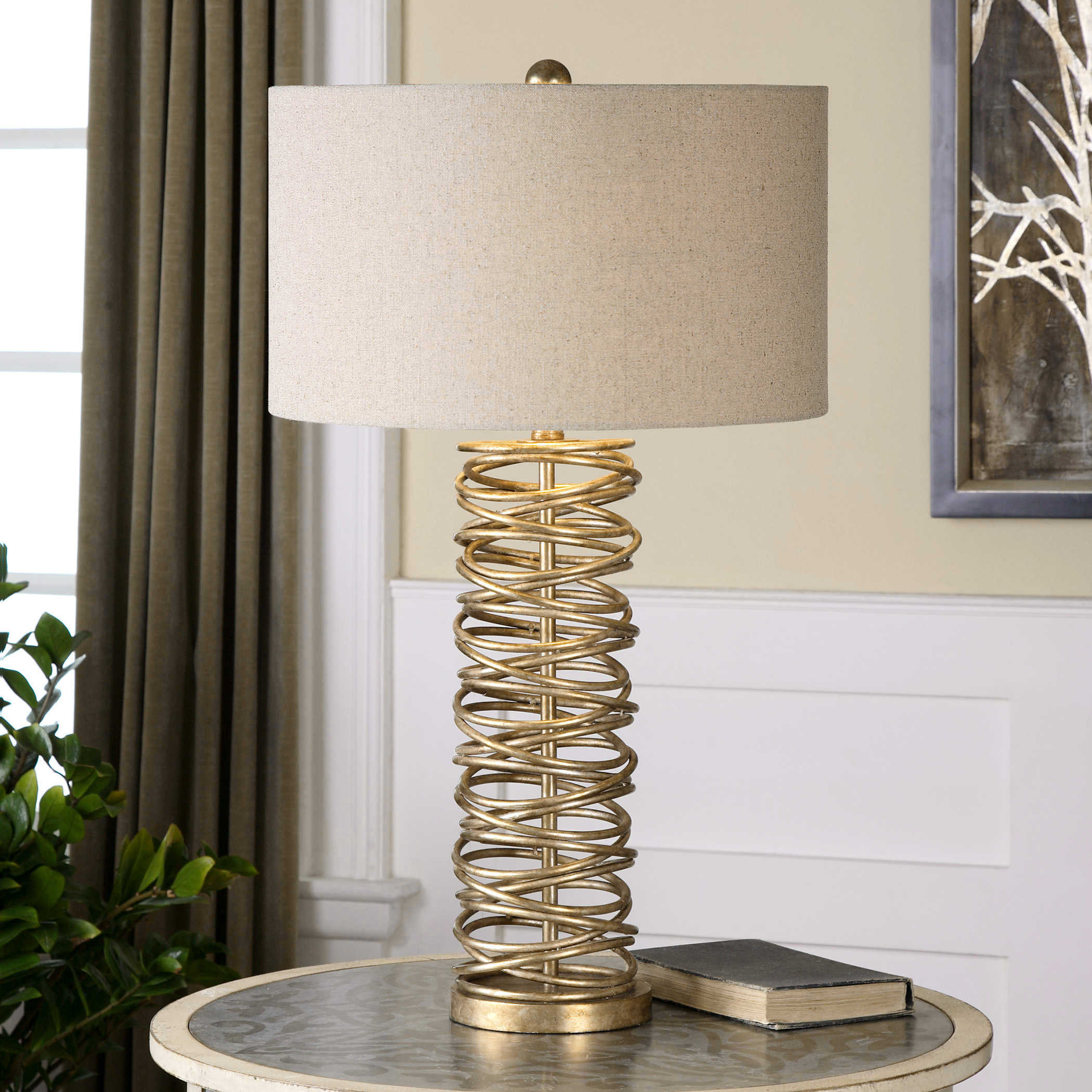 Amarey Table Lamp Uttermost