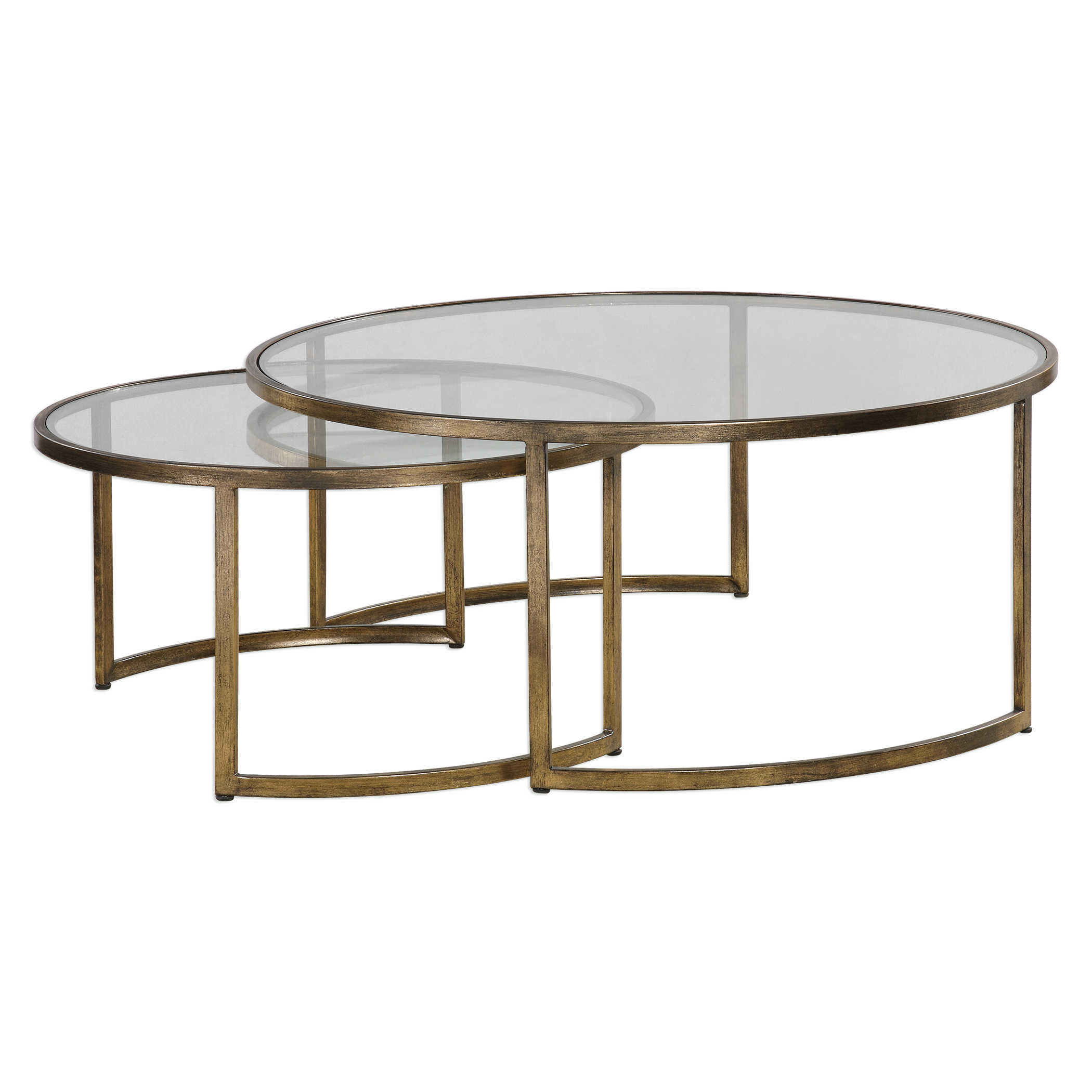 Uttermost Rhea Nested Coffee Tables S 2