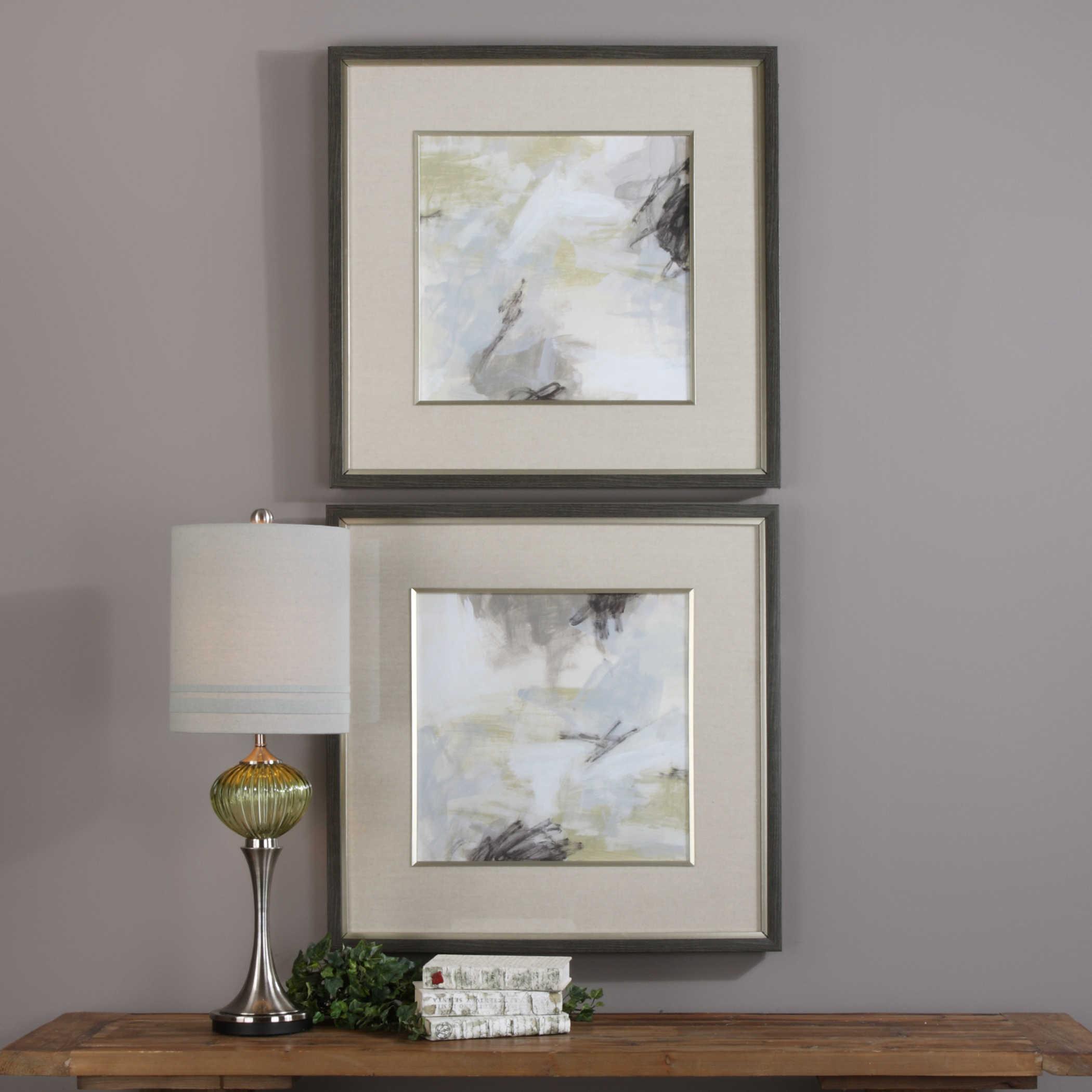 Abstract Vistas Framed Prints S 2