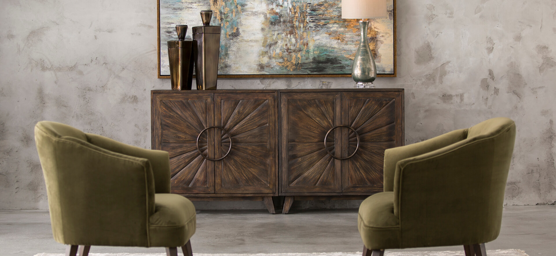 Uttermost Accent Furniture Mirrors Wall Decor Clocks