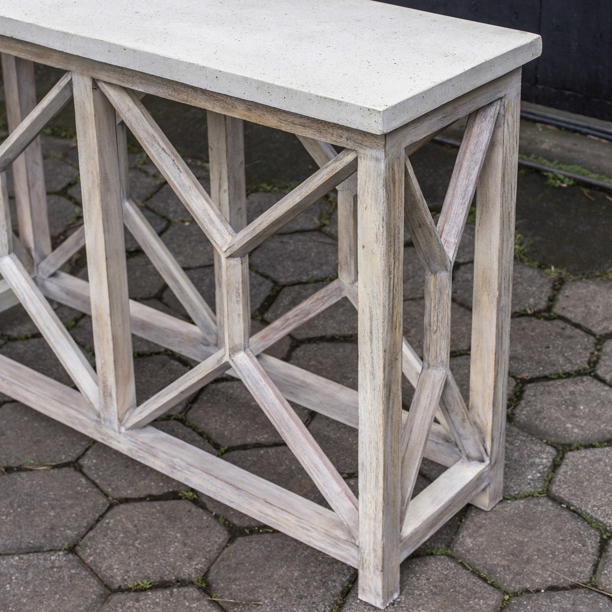 Catali Console Table Uttermost