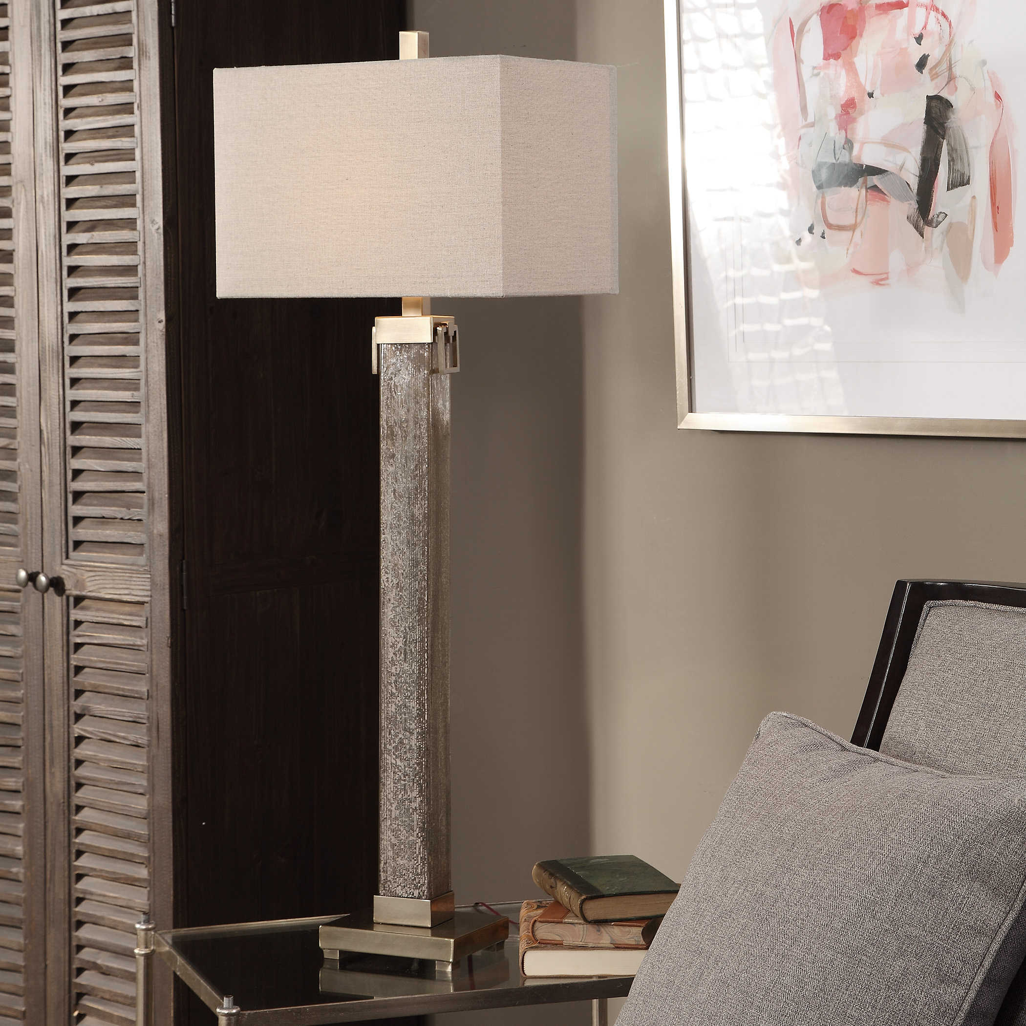 Stacia Table Lamp Uttermost