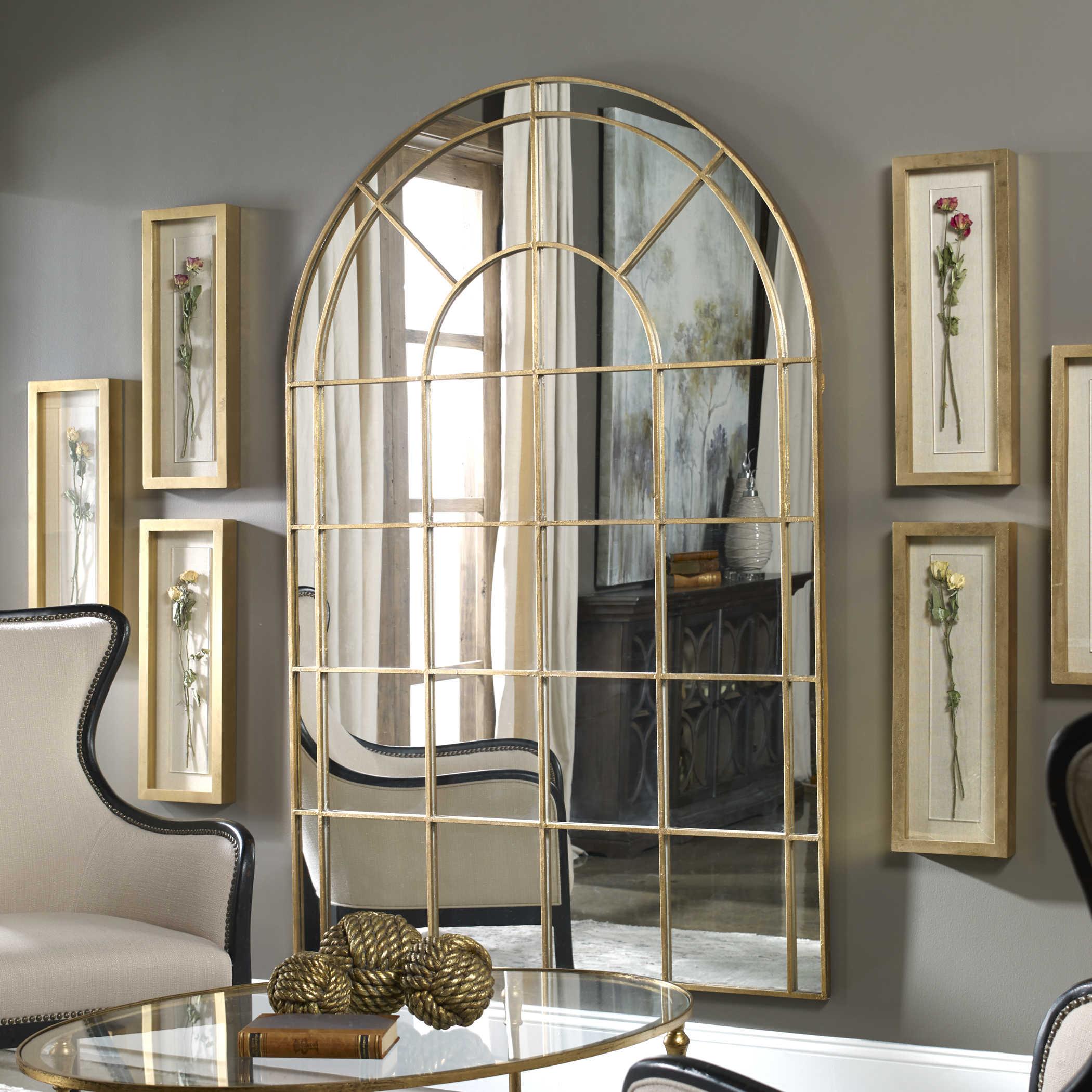 Grantola Arch Mirror Uttermost