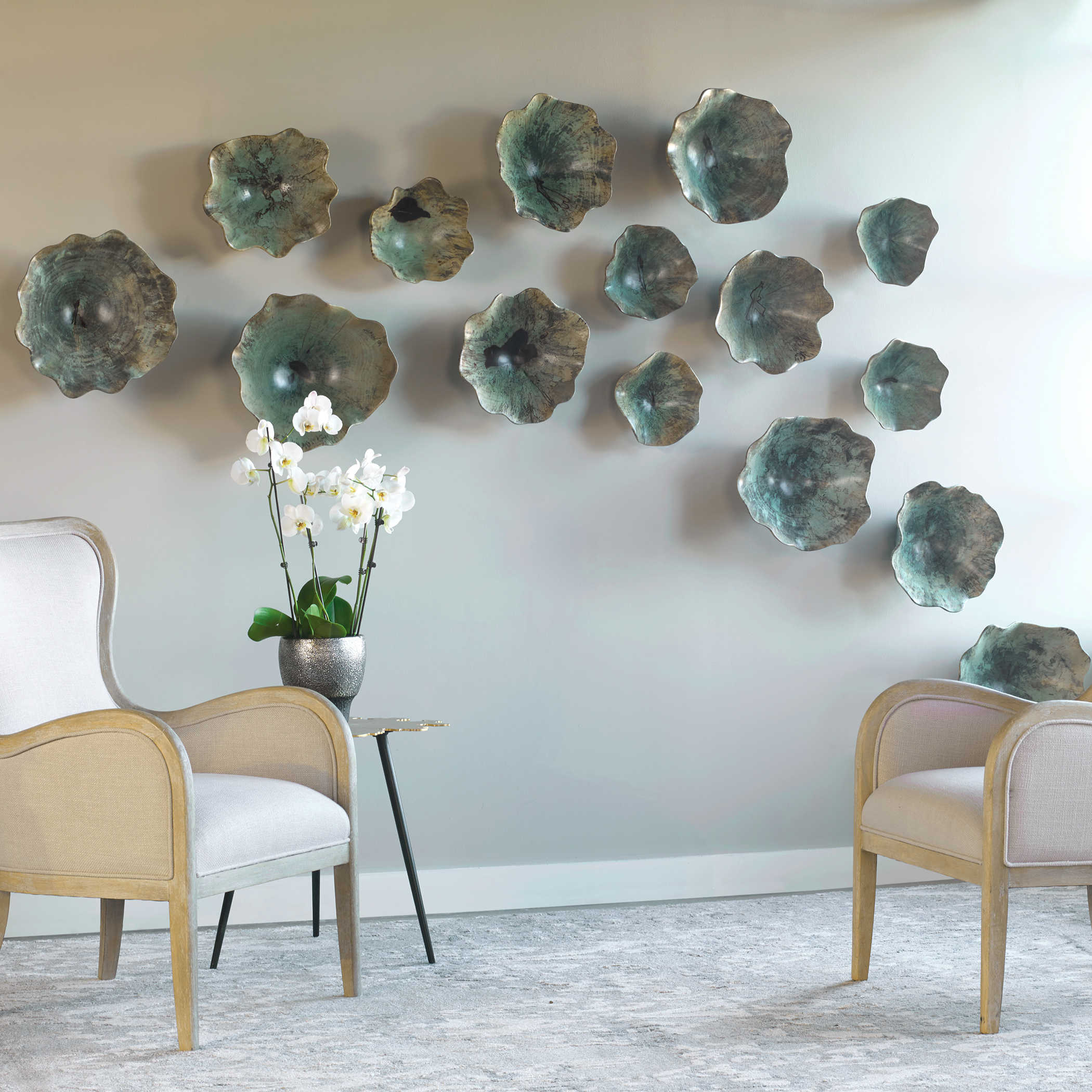 Teo Wood Wall Decor S 3 Uttermost