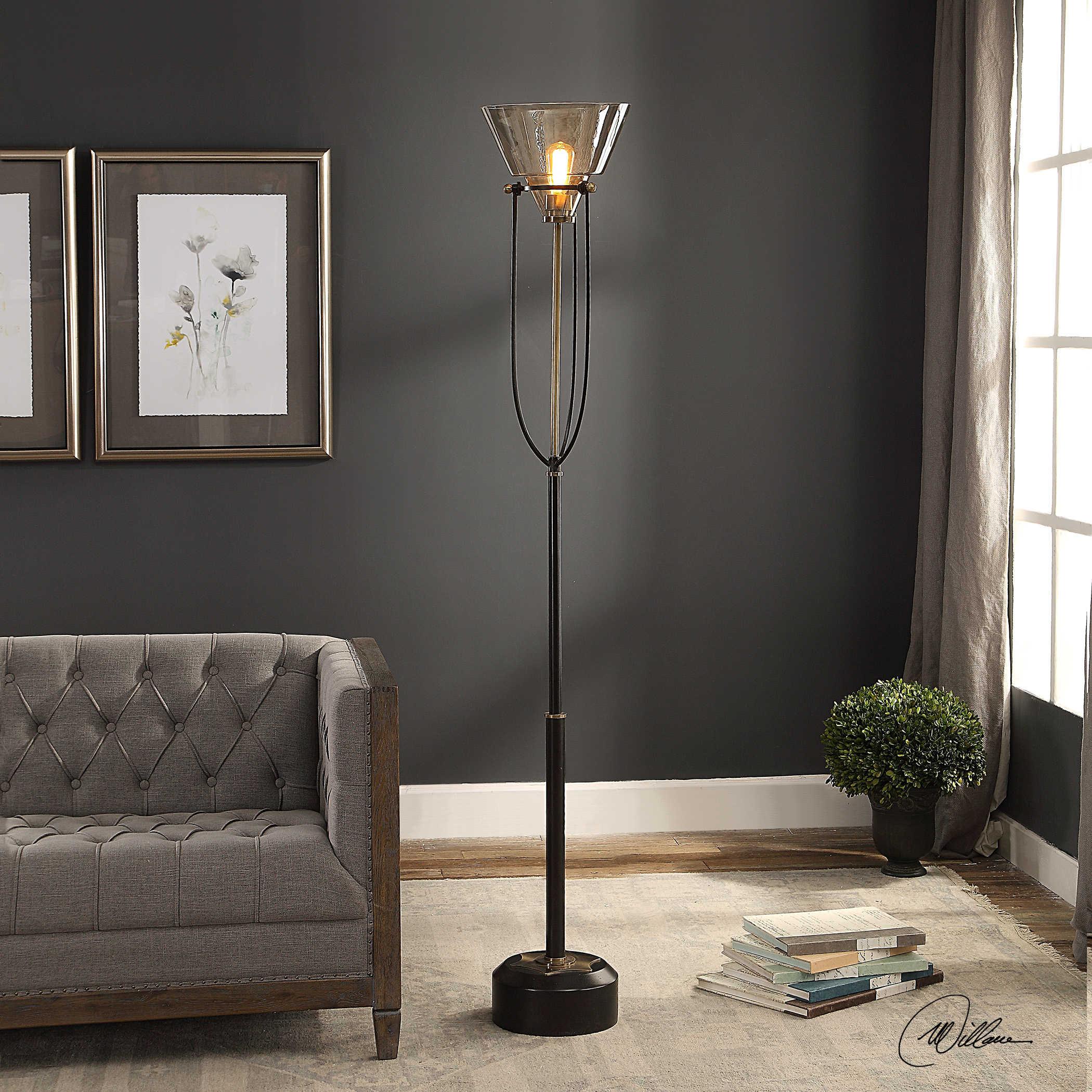 Amaleeda Floor Lamp Uttermost