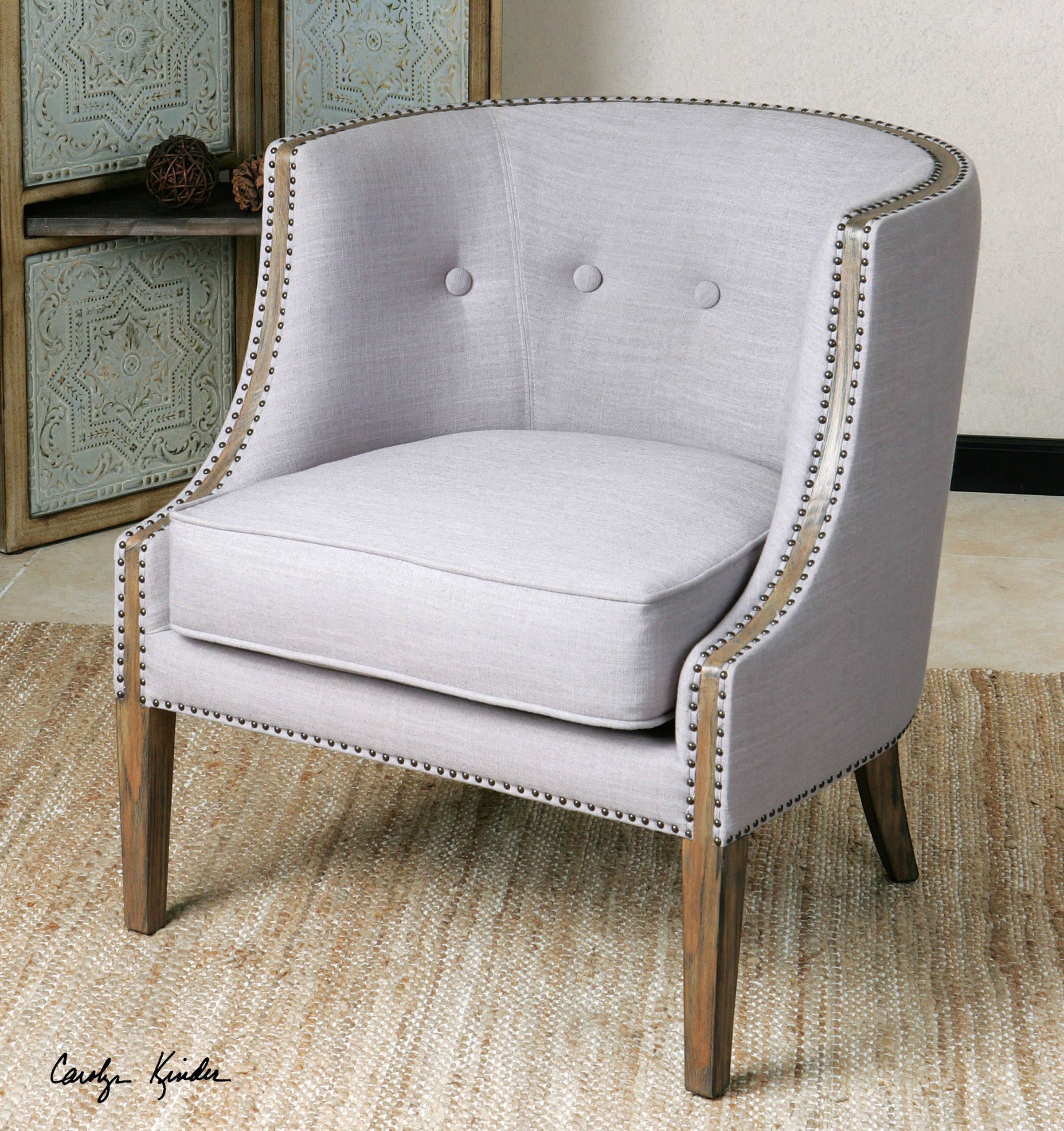 Admirable Gamila Accent Chair Bralicious Painted Fabric Chair Ideas Braliciousco