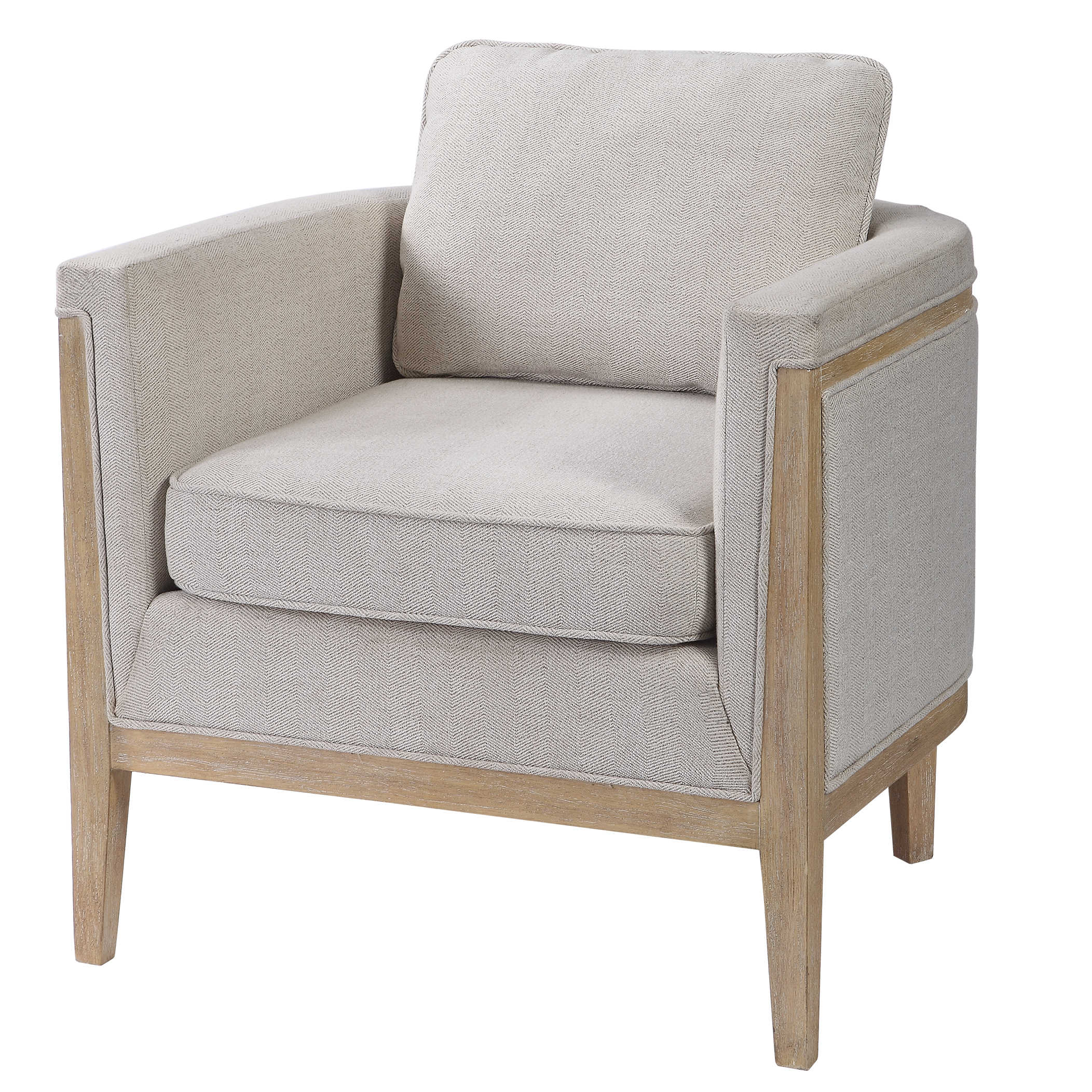 Noella Accent Chair Revelation By Uttermost