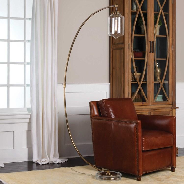 Revere Floor Lamp Uttermost