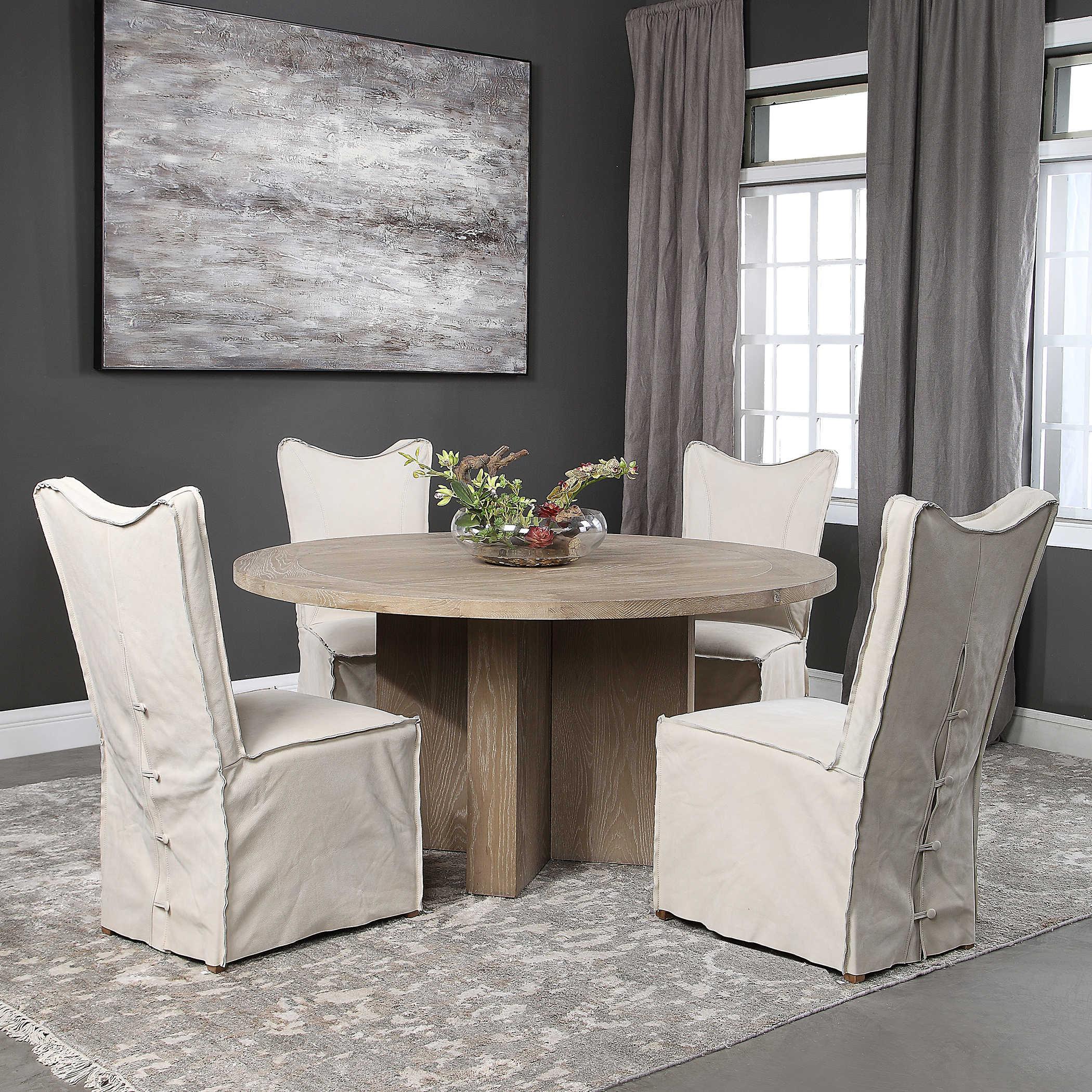 Agacia Dining Table, 2 Cartons