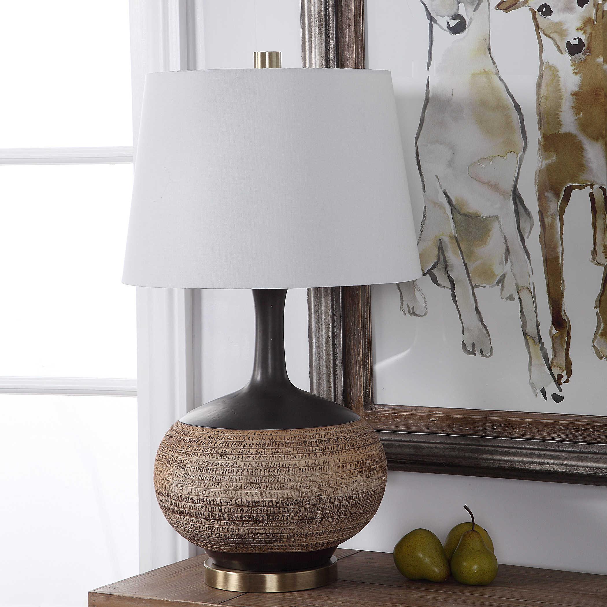 Kipling Table Lamp Uttermost