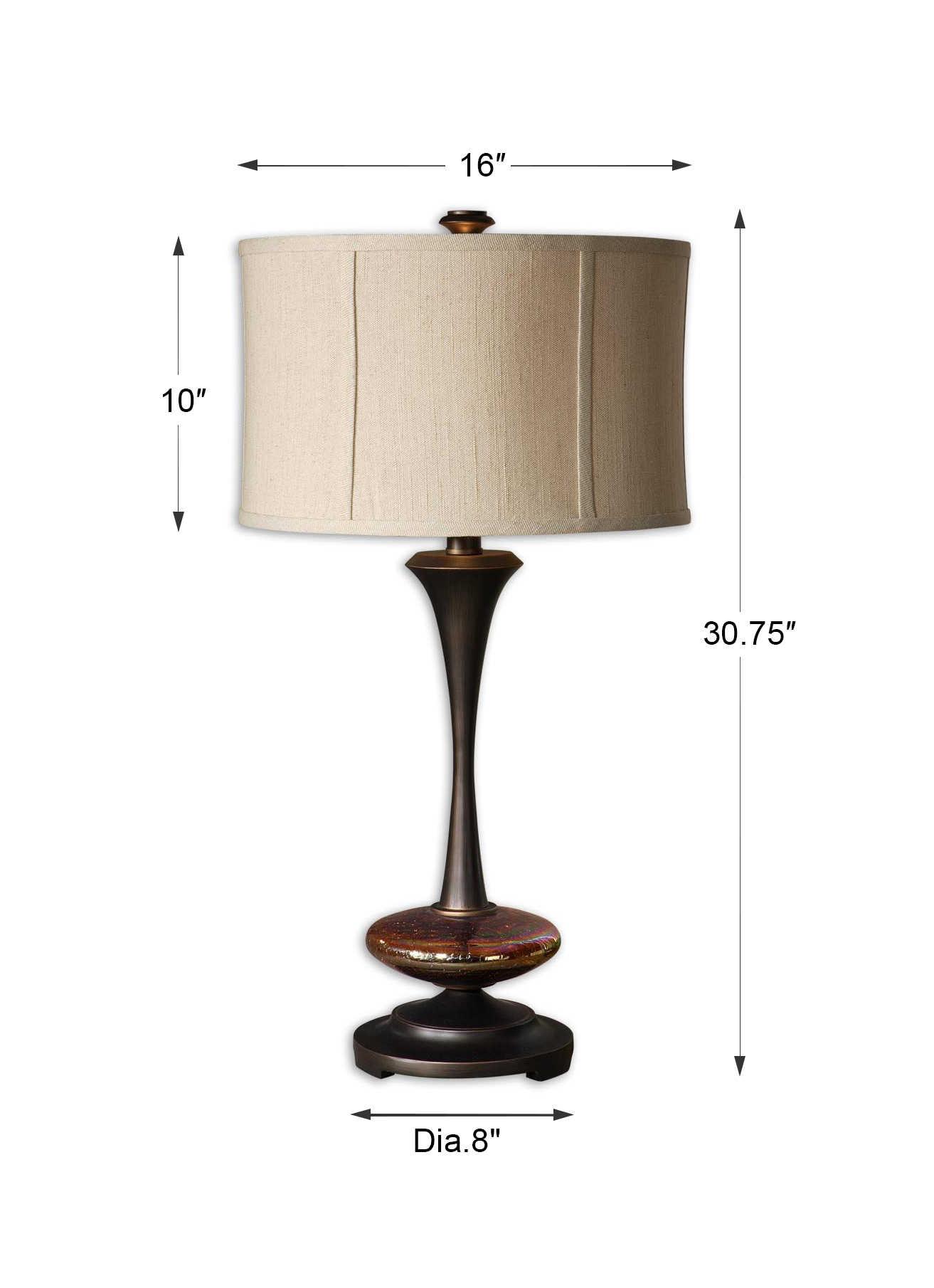 Lahela Table Lamp Uttermost