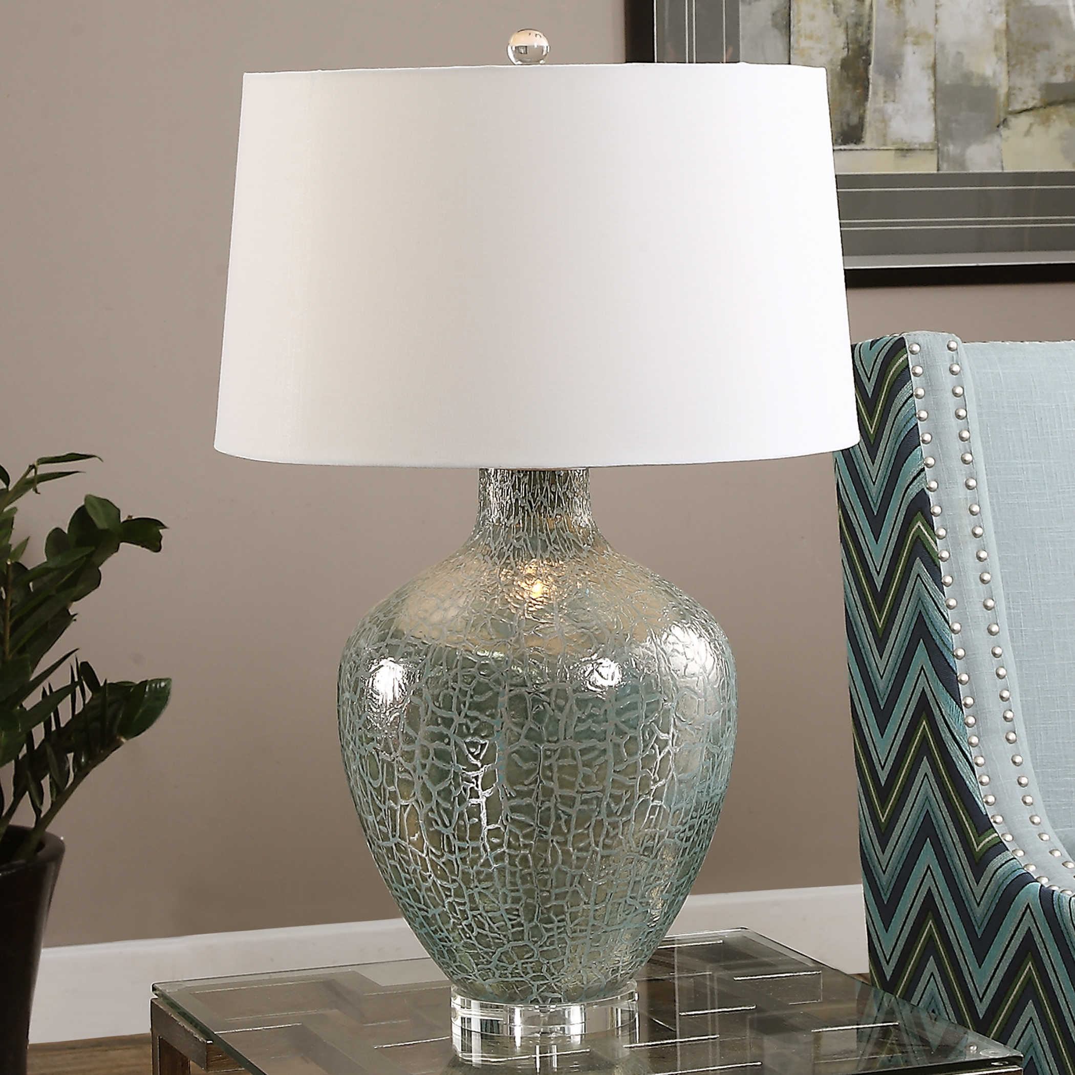 Zumpano Table Lamp Uttermost