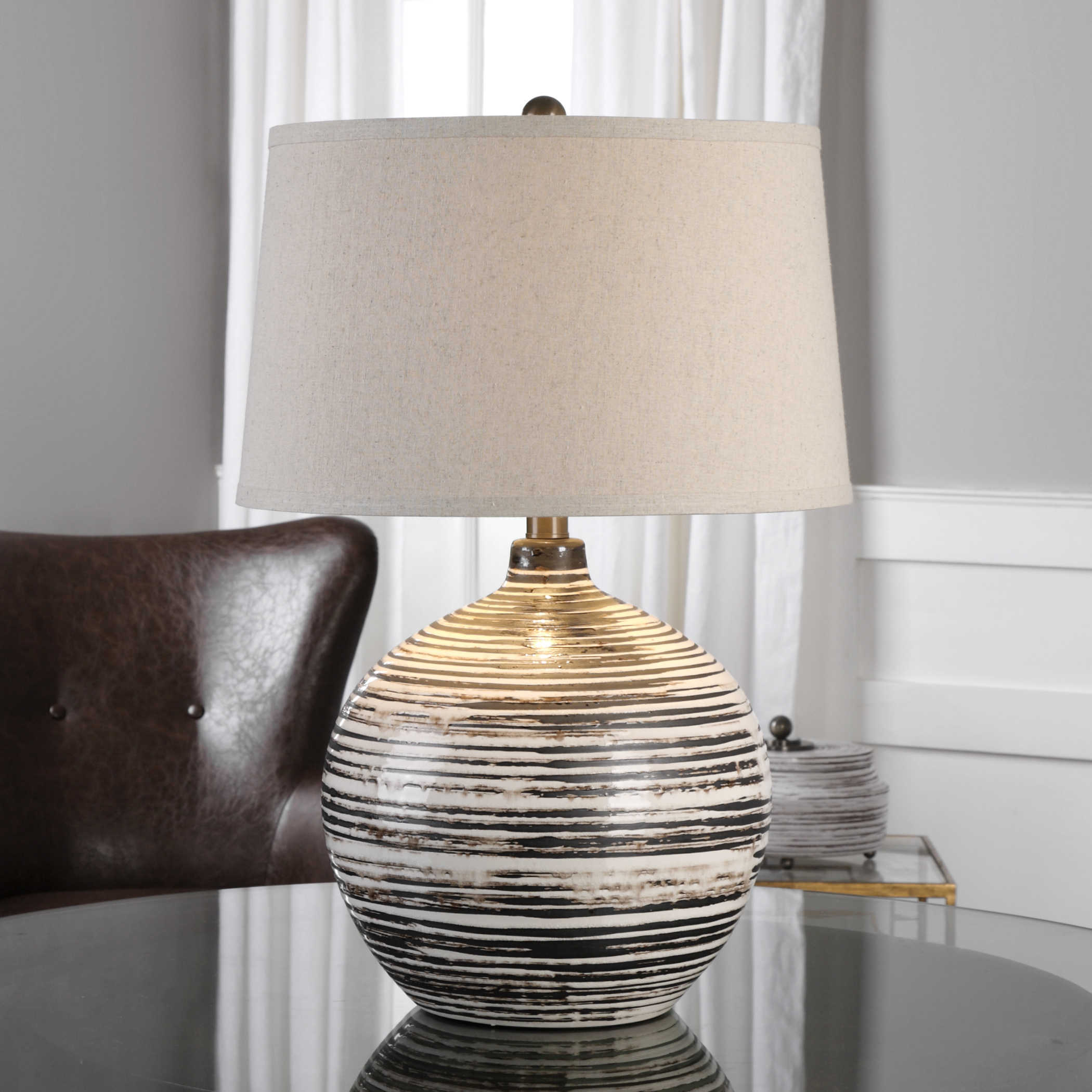 Bloxom Table Lamp Uttermost