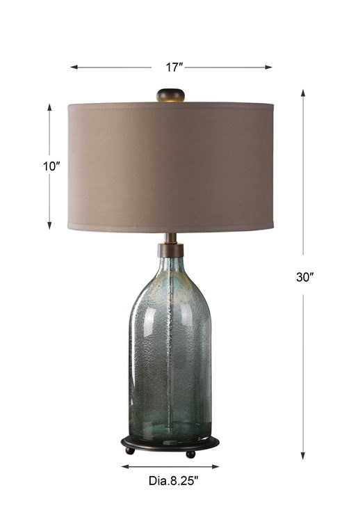 Massana Table Lamp Uttermost