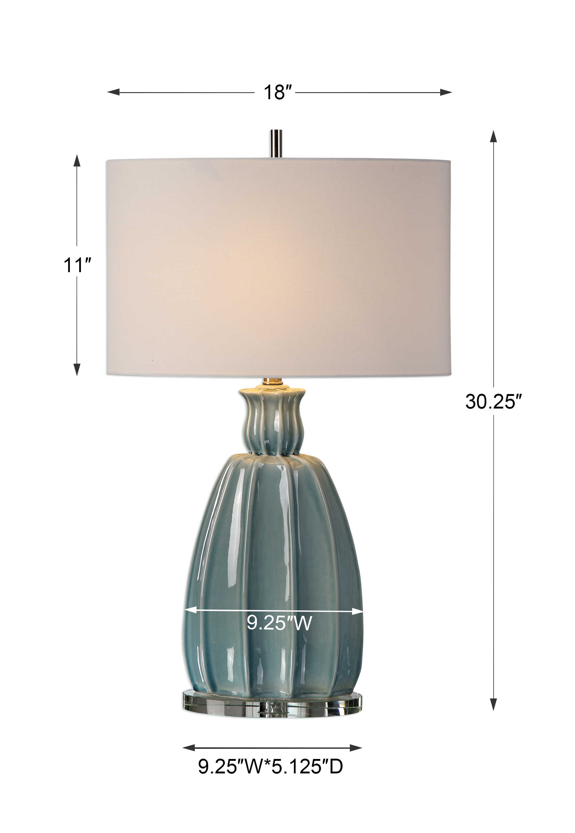 Suzanette Table Lamp Uttermost