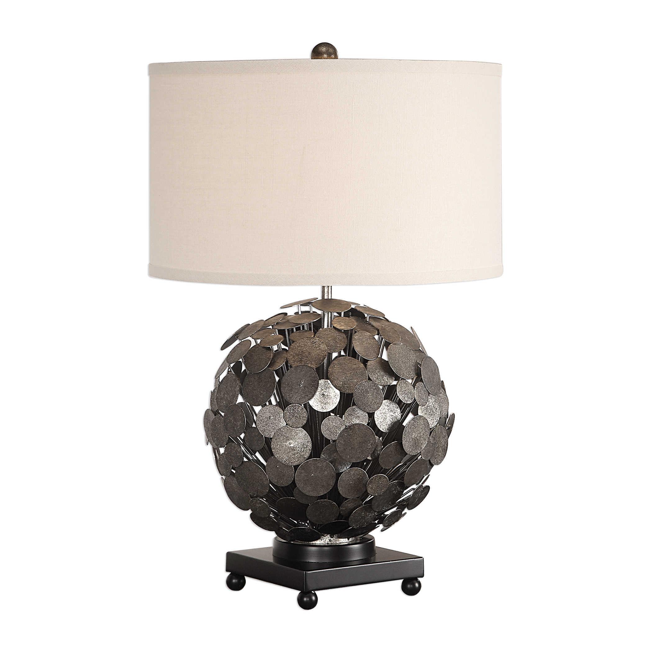Callisto Table Lamp Uttermost
