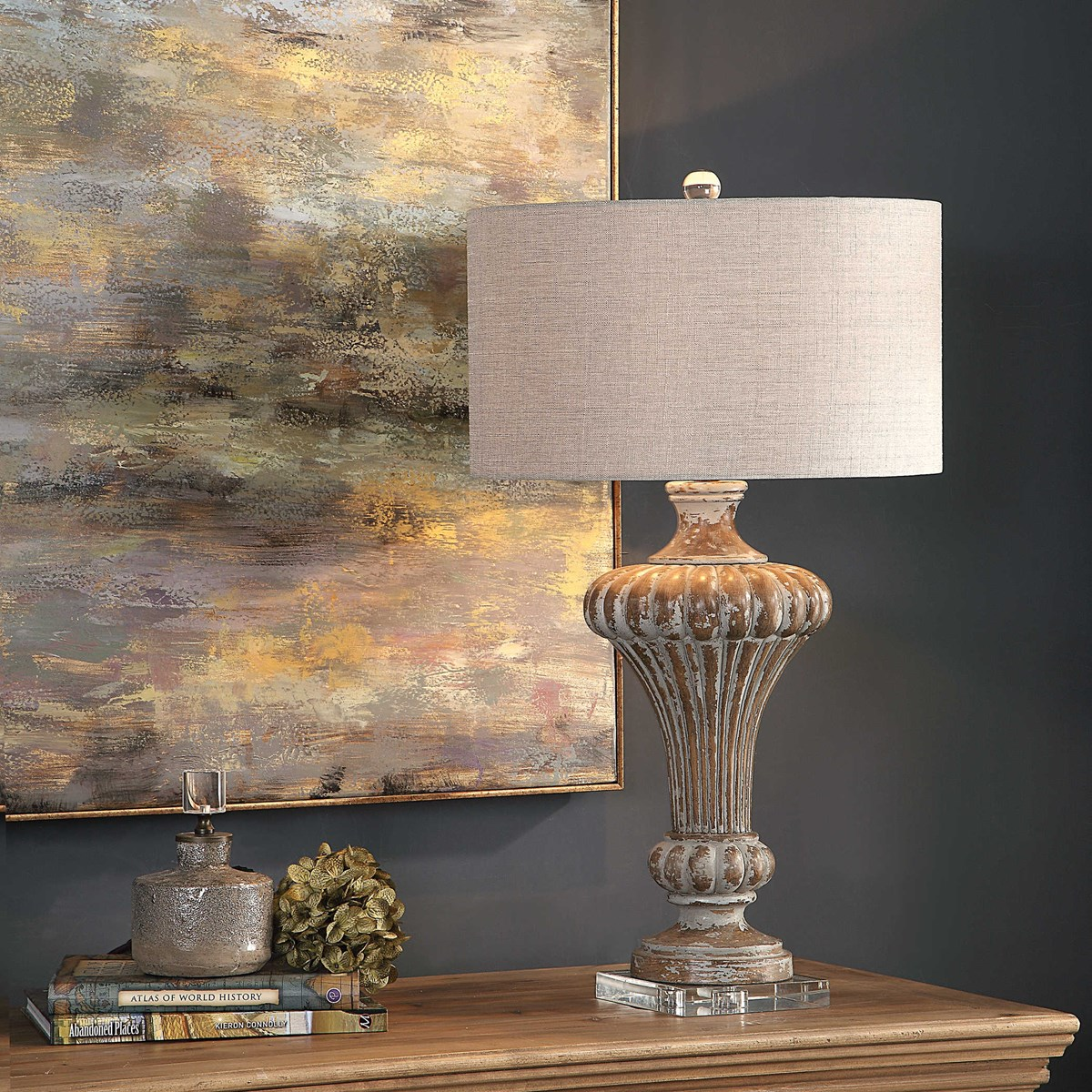 Treneece Table Lamp Uttermost
