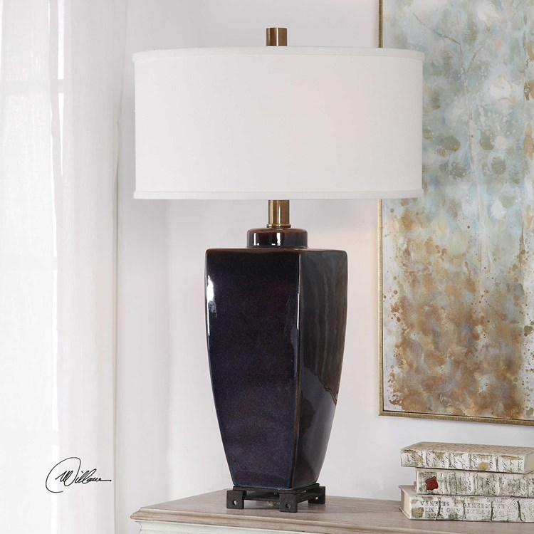 Wilford Table Lamp Uttermost