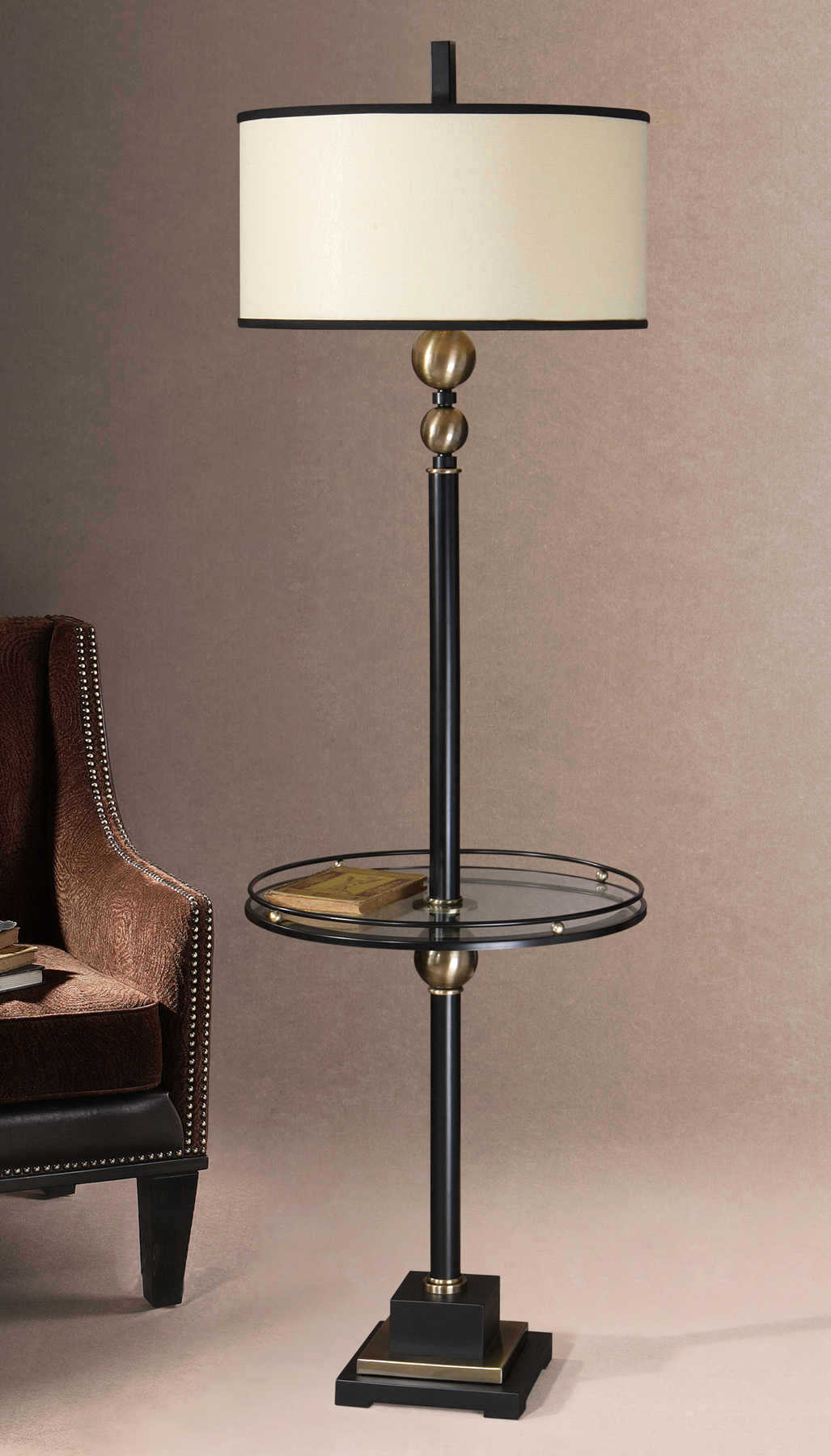 Revolution End Table Lamp Uttermost