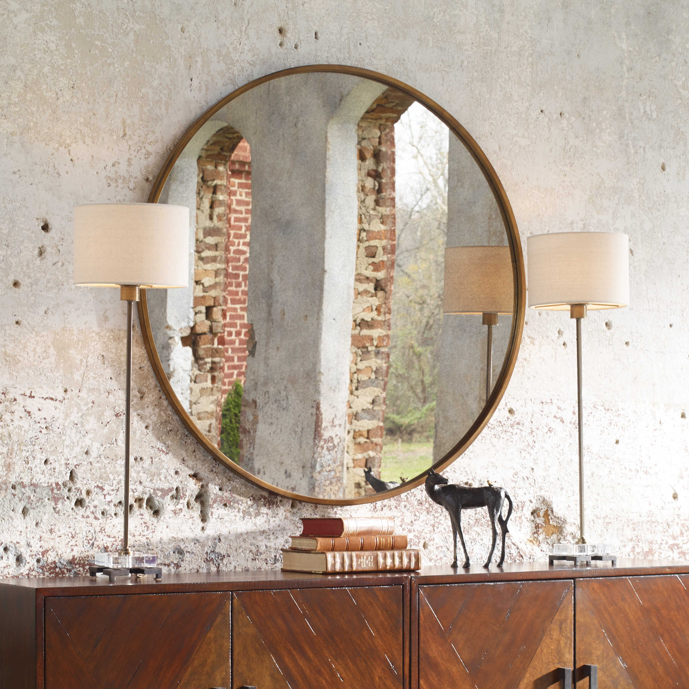 Danyon Table Lamp Uttermost