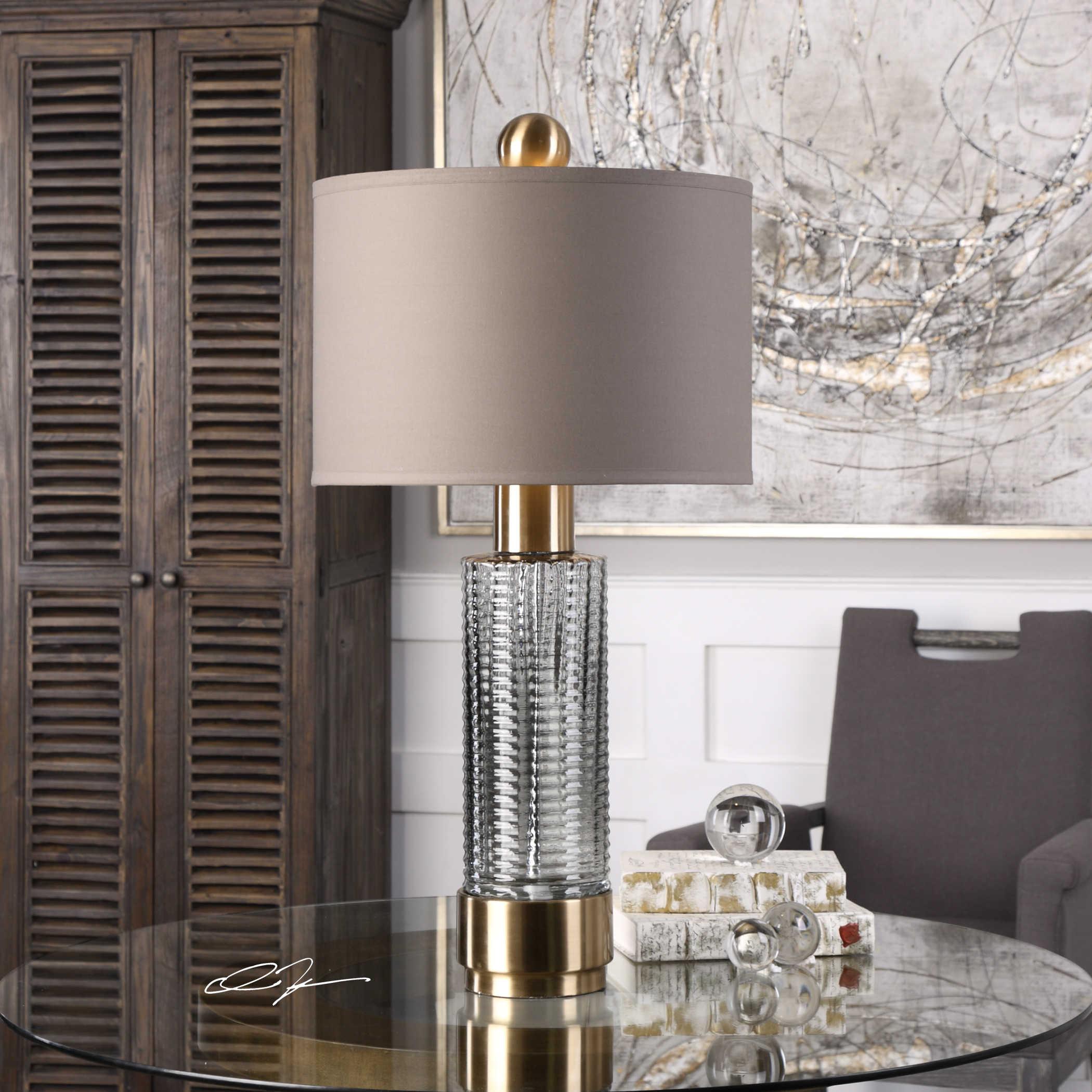 Renato Table Lamp Uttermost