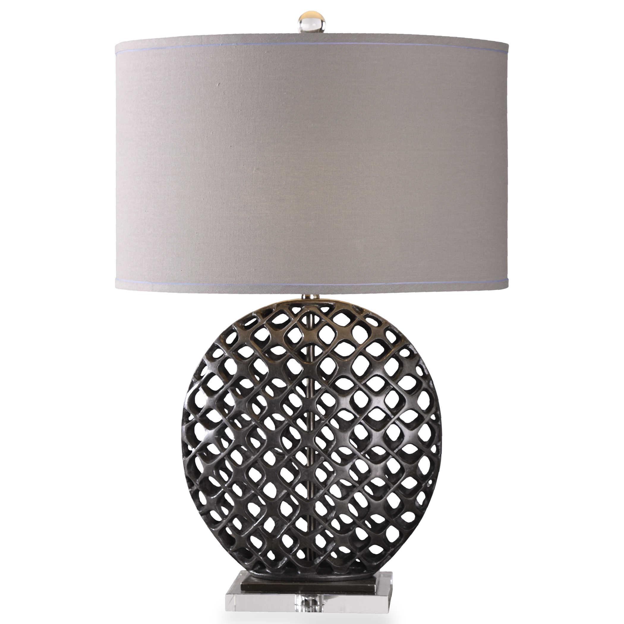 Jameau Table Lamp Uttermost