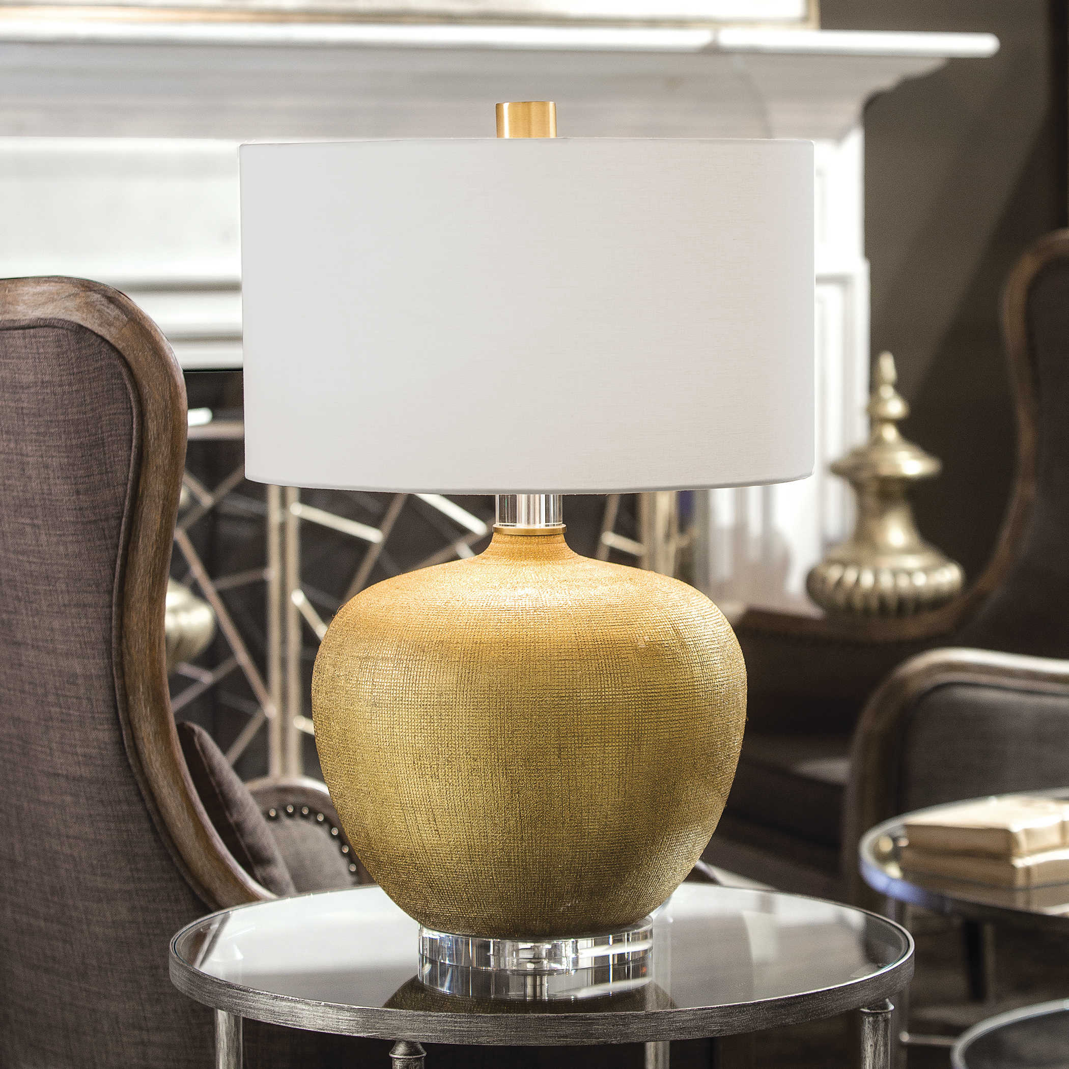 Leonida Table Lamp Revelation By Uttermost