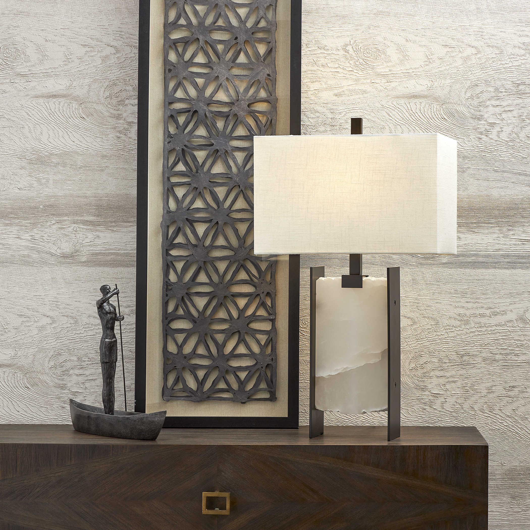 Mackena Table Lamp Uttermost