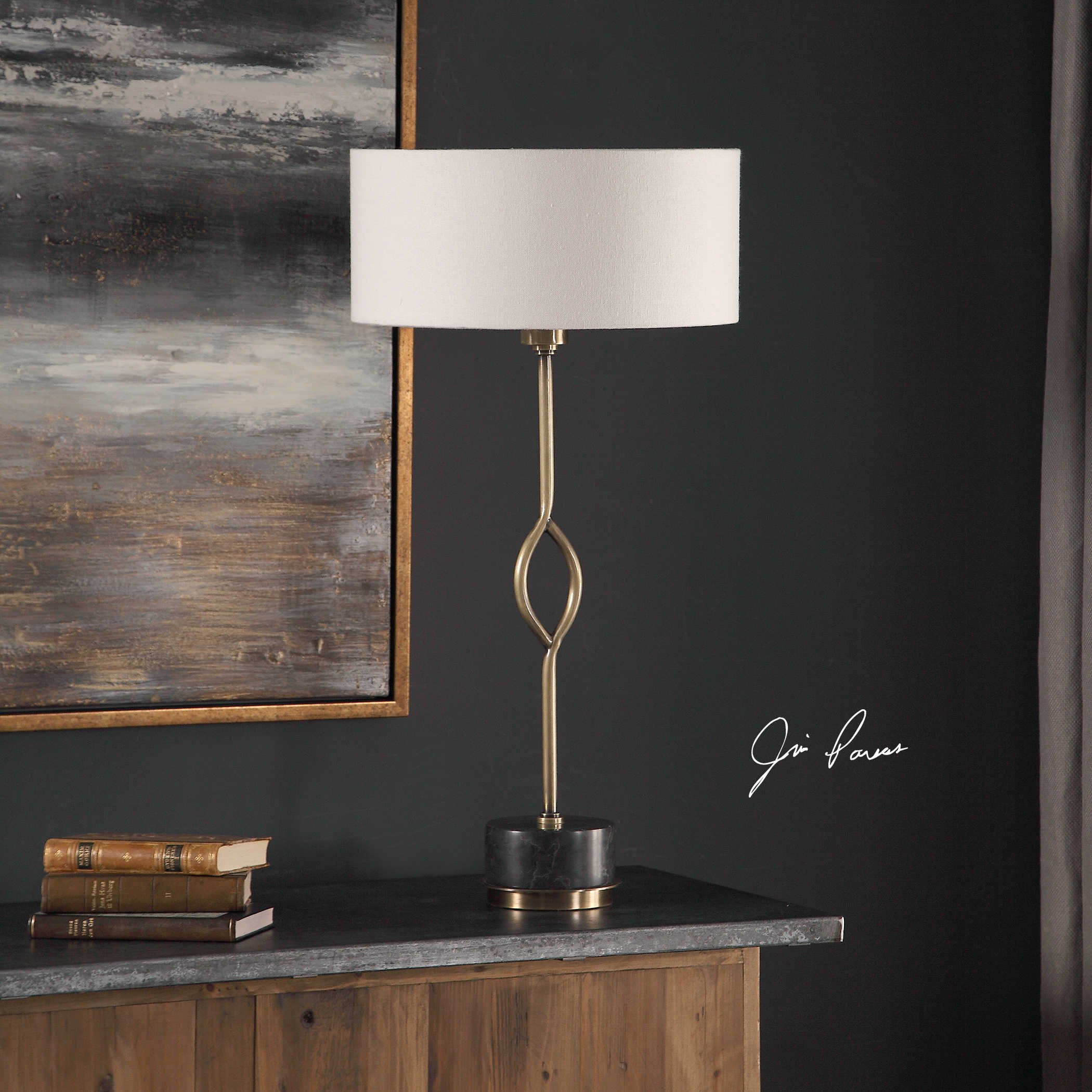 Falito Table Lamp Uttermost