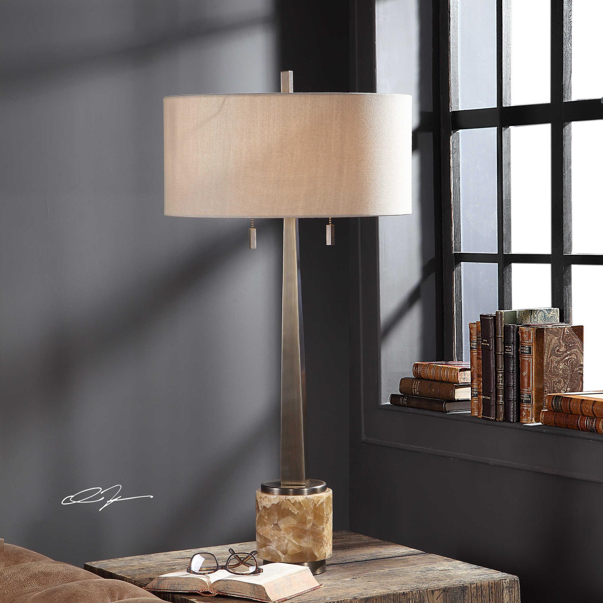 Gareth Table Lamp Uttermost