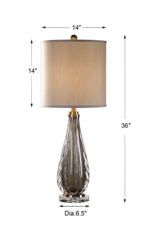 Fauna Buffet Lamp Uttermost