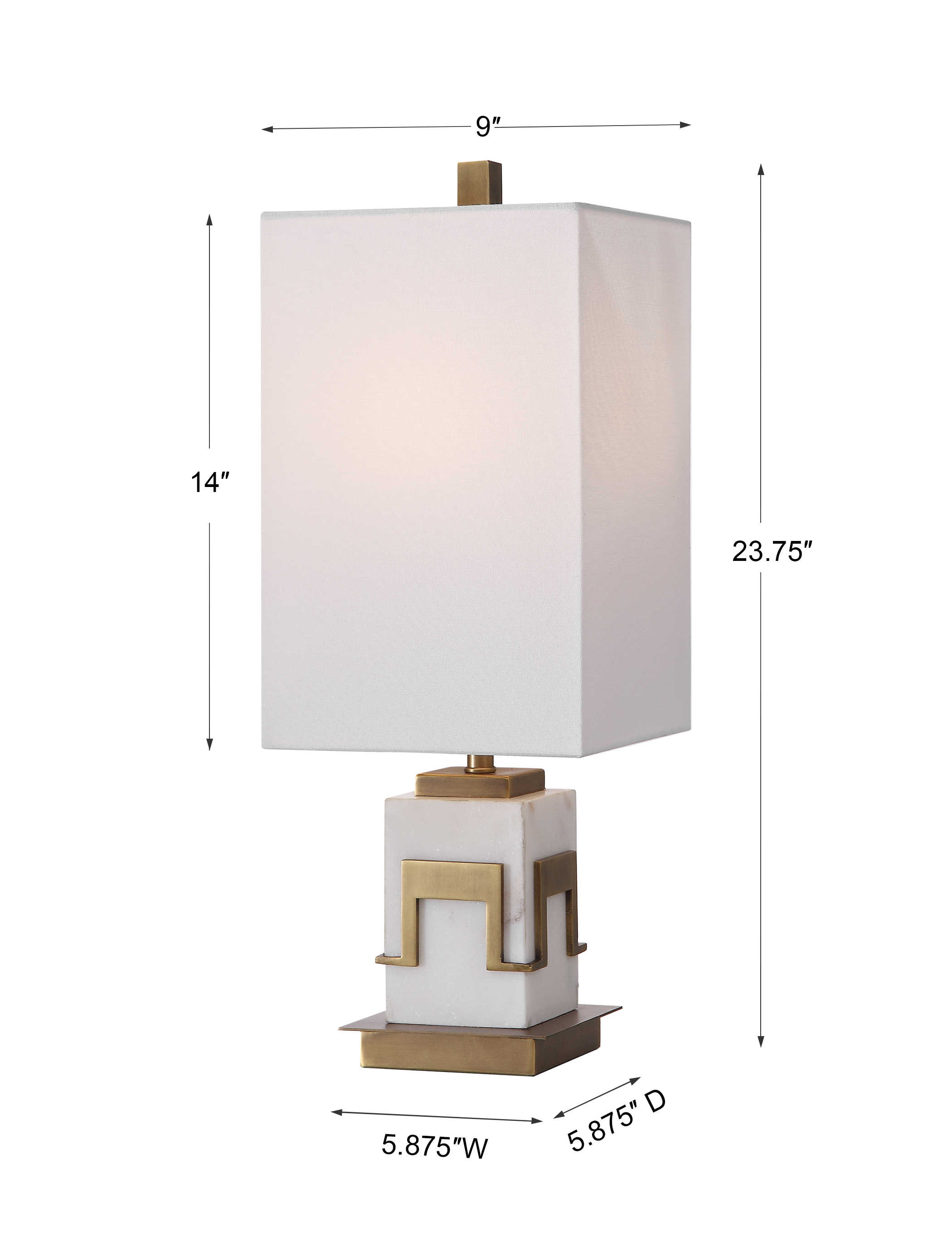 Ammon Accent Lamp Uttermost