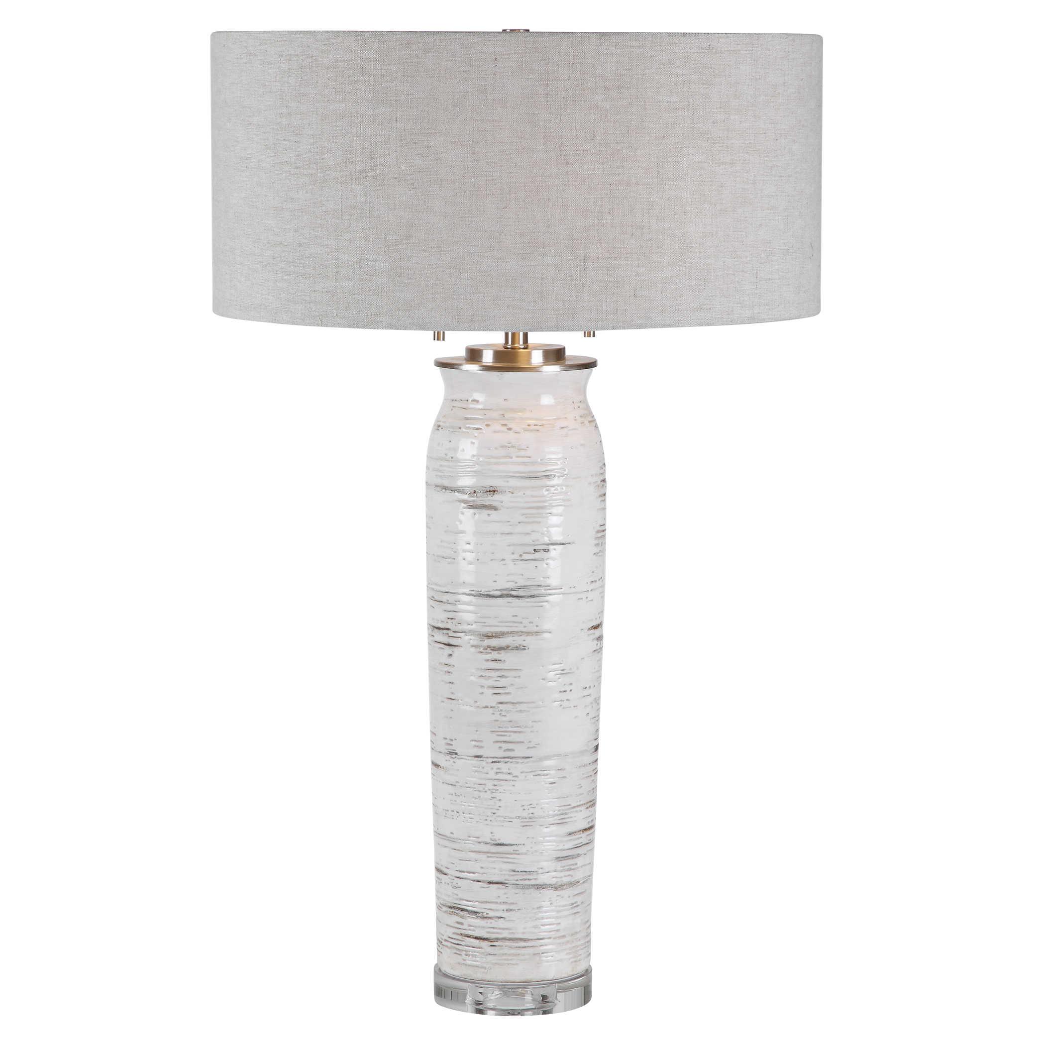 Lenta Table Lamp   Uttermost