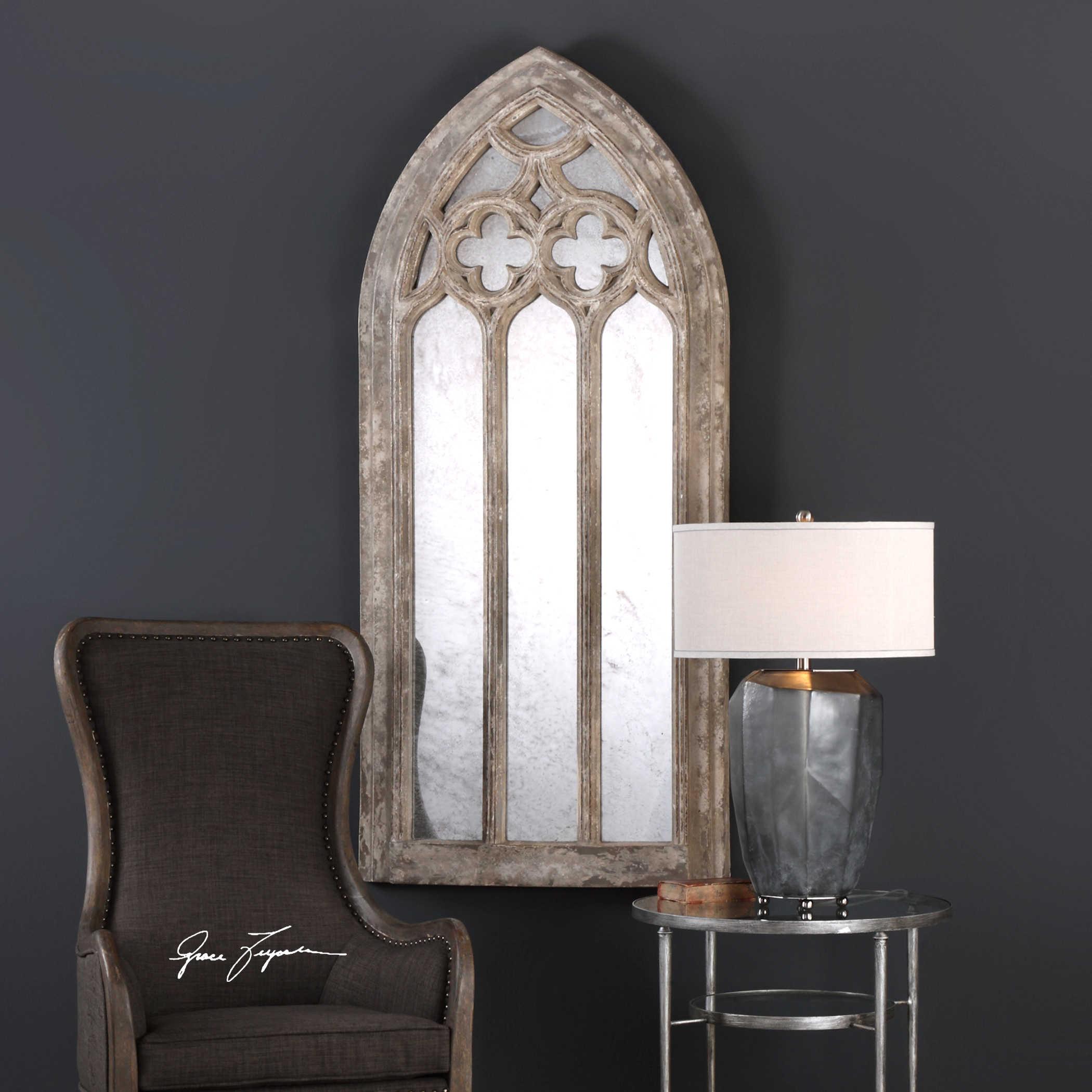 Avellaneda Arch Mirror Revelation By Uttermost