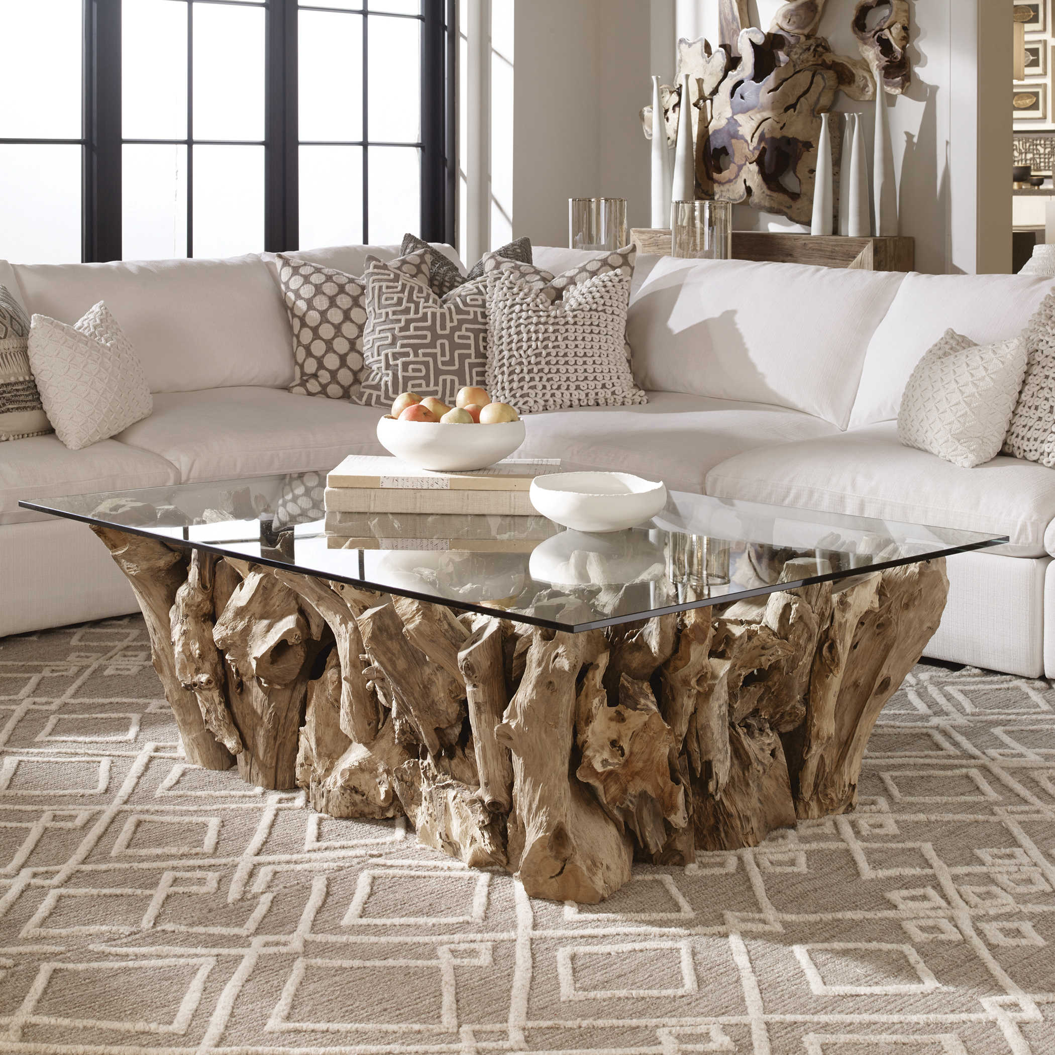Magnificent Teak Root Coffee Table Download Free Architecture Designs Scobabritishbridgeorg