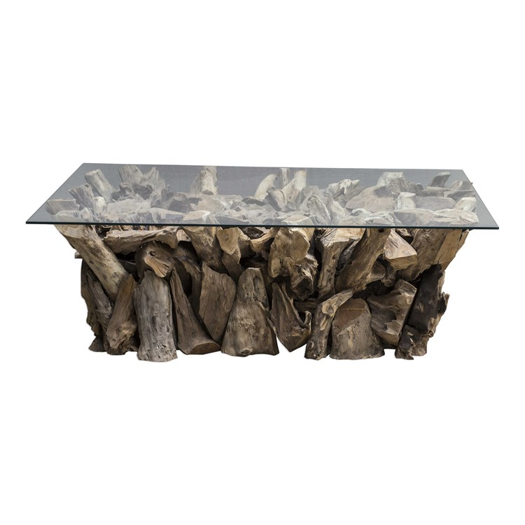 Teak Root Coffee Table | Revelation by Uttermost
